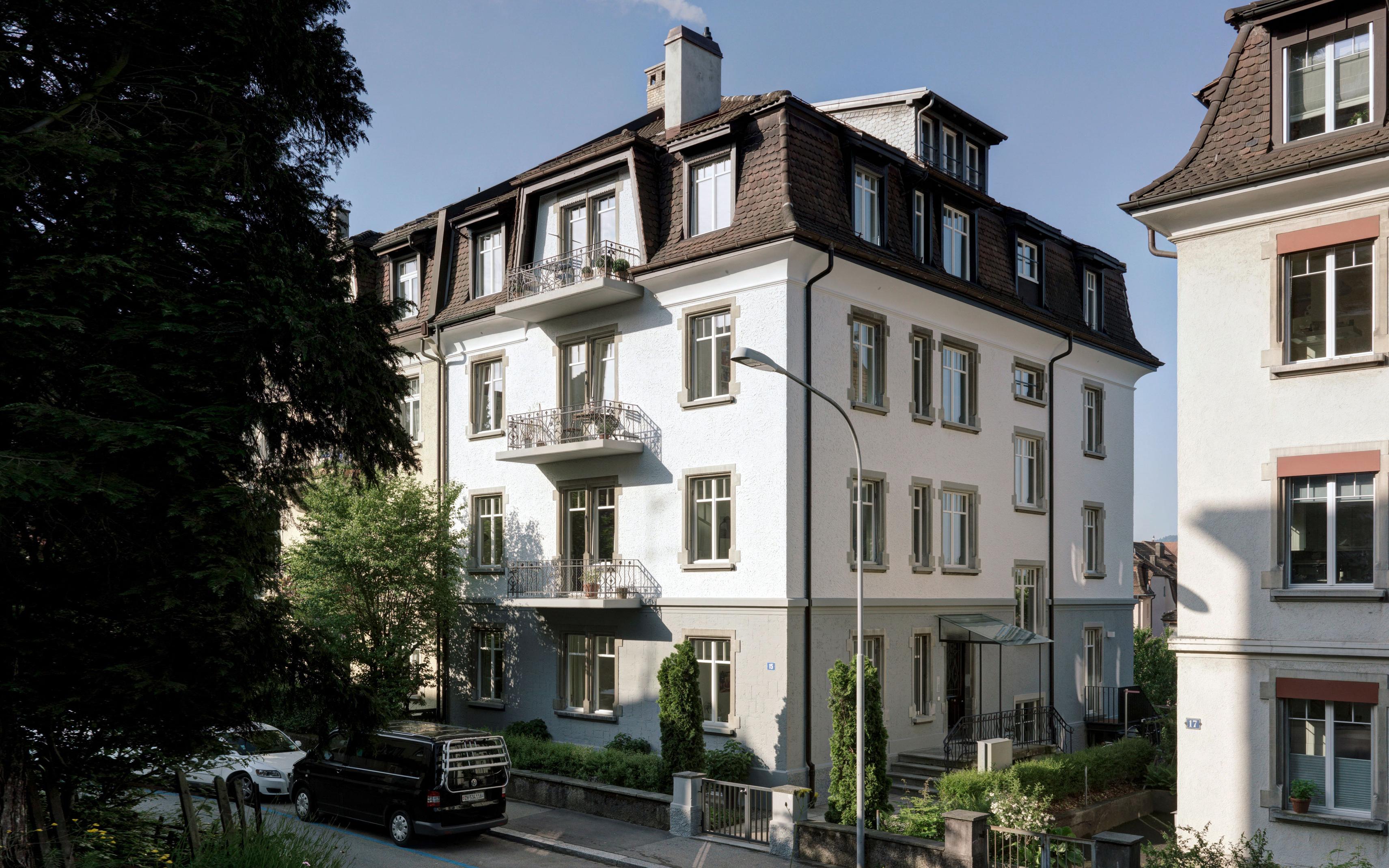Projects m3 architekten for Architekten schweiz